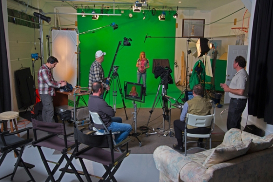 st louis video production | green screen studio taping | st louis music video
