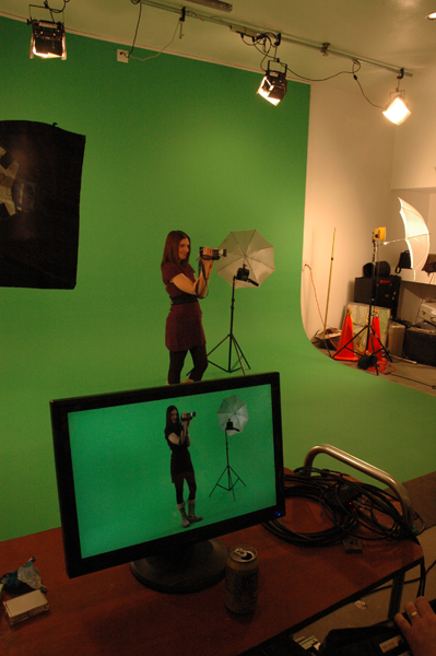 st louis video green screen production